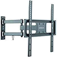 Emerald Full Motion TV Wall Mount Bracket For 32-55in TVs (8532) Universal Mount For LG Samsung Sony 32 48 55 inch Tvs (as well as other larger Tvs that go up to 70 Inches)
