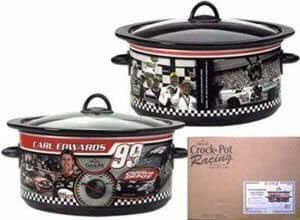 Rival Carl Edwards #99 Nascar Slow Cooker & Carrying Bag