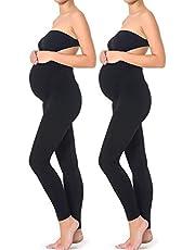 Mothers Essentials Maternity Pregnant Women Leggings