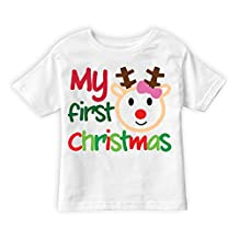 PicOnTshirt Winter Christmas T-shirts Collection Style 50 for Girls