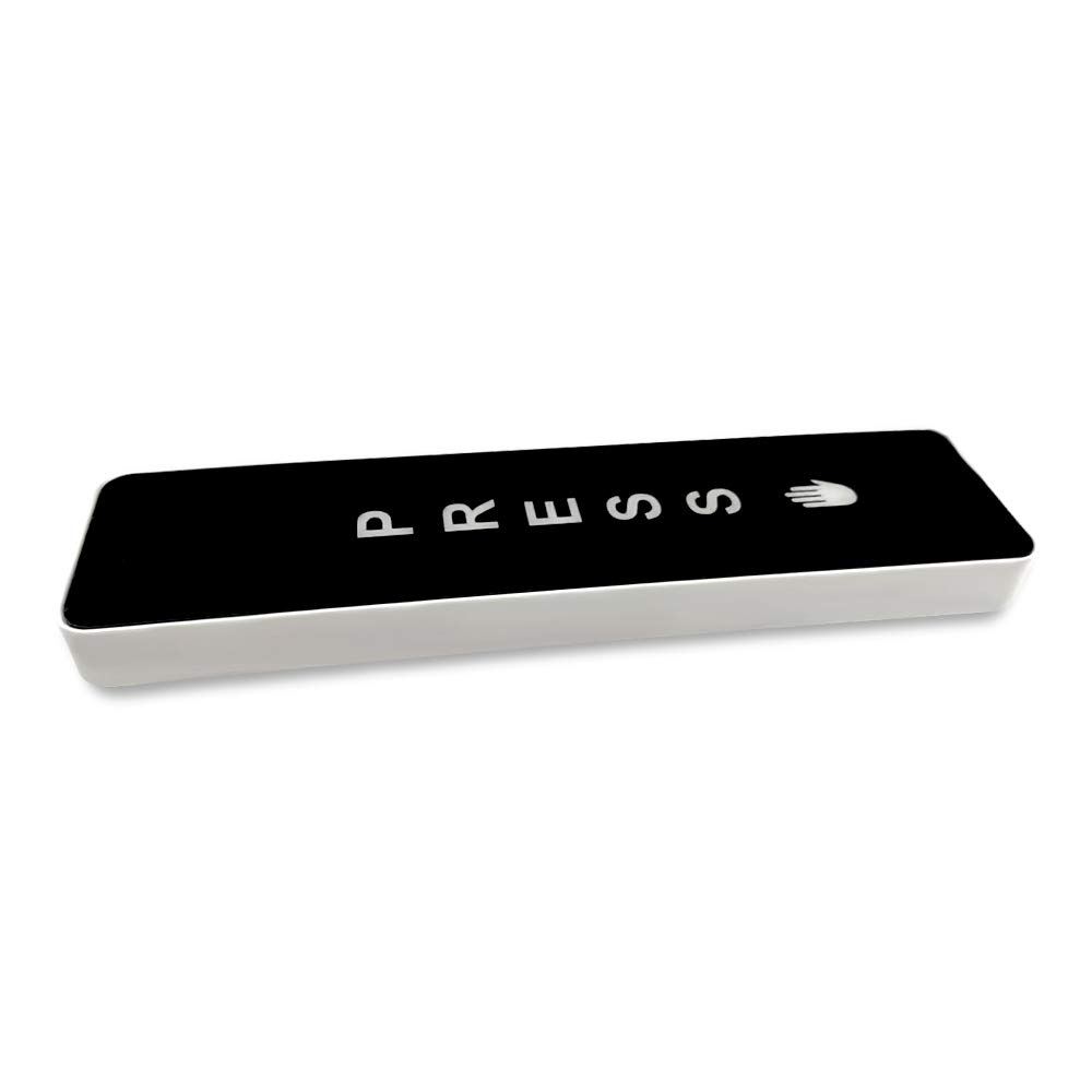 Olideauto Wireless Push Buttons Work with Automatic Swing Door Opener SW100