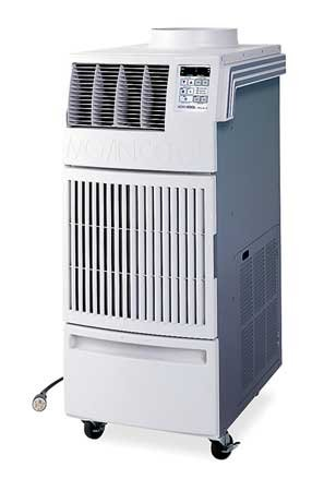 24000 Btu Portable Air Conditioner, 208/230V