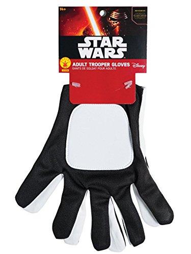 Stormtrooper Gloves Costume -