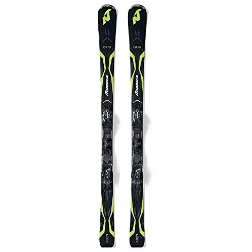 Nordica GT 78 Ski System with Bindings Mens (Nordica Mens Ski)