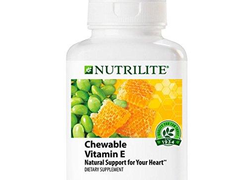 NEW Nutrilite Lecithin e Chewables Tablets