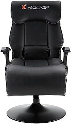 Groovy X Rocker Elite Pro Gaming Chair Ps4 Xbox One Amazon Co Uwap Interior Chair Design Uwaporg