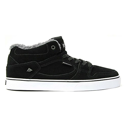 Black Dark Grey SHERPA Emerica HSU gtqwEp6