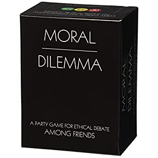 Lion Rampant Imports Moral Dilemma Party Board Game,,, Multi-Colored