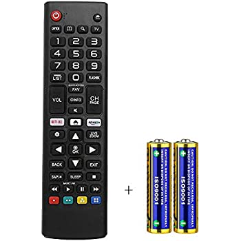 New AKB74915304 Replace Remote Control for LG 55LH575AUE 55LH575A-UE