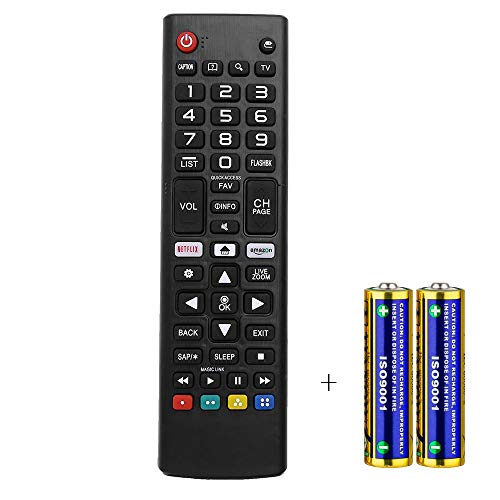 Universal Remote Control for LG Smart TV Remote Control All Models LCD LED 3D HDTV Smart TVs (Remote Control Models)