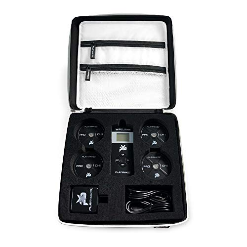 PlayMakar Carrying CASE PRO Wireless Muscle Stimulator System