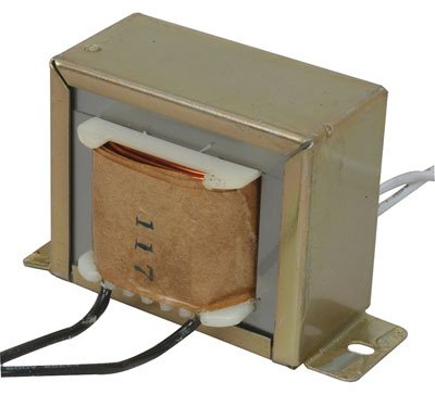 Jameco Valuepro P-8658 Power Transformer, 12V at 4A, 117VAC, Wire Leads, 2.4