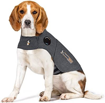 9e348e12f9c Amazon.com : Thundershirt Dog Anxiety Treatment - Gray (Medium ...