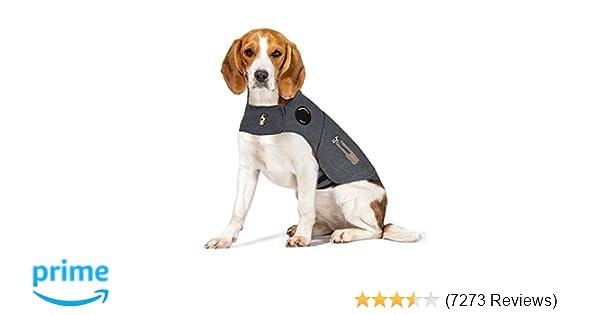 dc0673a53ca Amazon.com : Thundershirt Dog Anxiety Treatment - Gray (Medium) :  Thundershirt For Dogs : Pet Supplies