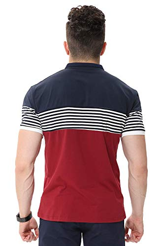 41 SbRwnq2L fanideaz Men's Regular Fit Polos
