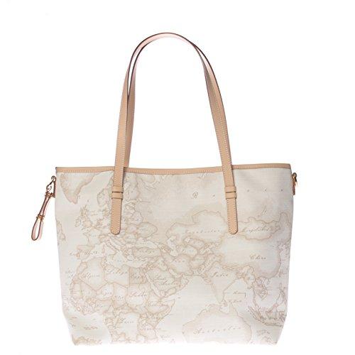 1 Classe Borse Shopping Donna MOD. D016 Bianco