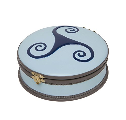 Trousselier - Ballerina - Ballerina Movie - Collector's Music Box - Blue by Trousselier (Image #1)