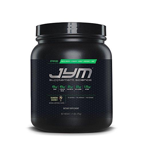 Jym Pre Jym - Rainbow Sherbet