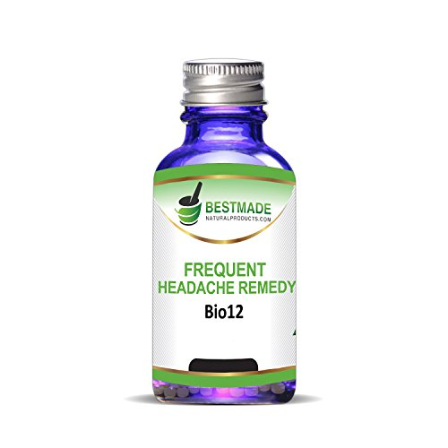 Frequent Headache Relief Natural Remedy (Bio12) -
