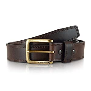 Carhartt Men's Signature Casual Belt