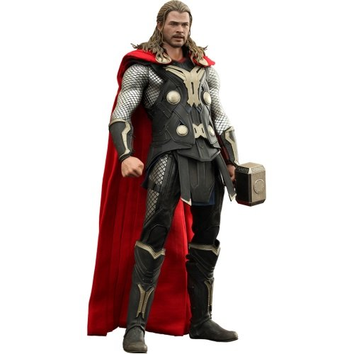 Hot Toys Thor The Dark World 1/6 Scale Collectible Figure Thor