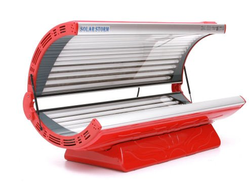 Solar Storm Tanning Beds - Solar Storm 32C tanning bed 220V with Twisters
