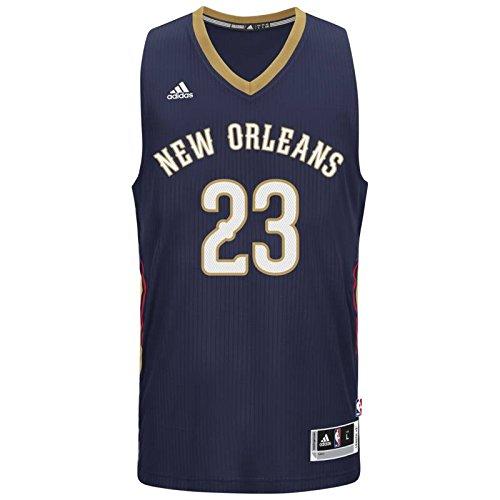 Amazon.com: Anthony Davis New Orleans Pelícanos Adidas ...