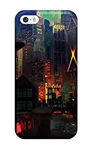 Best transistor game anime city Anime Pop Culture Hard Plastic Case For Sam Sung Galaxy S4 I9500 Cover