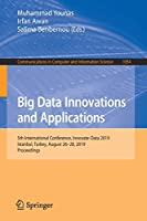 Big Data Innovations and Applications: 5th International Conference Front Cover