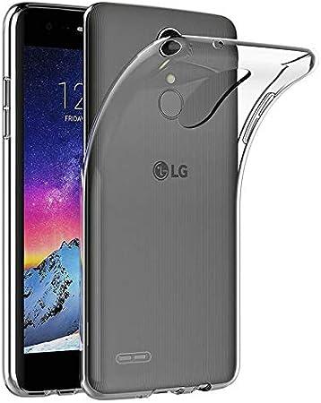 Mb Accesorios Funda Carcasa Gel Transparente para LG K4 2017/K8 ...