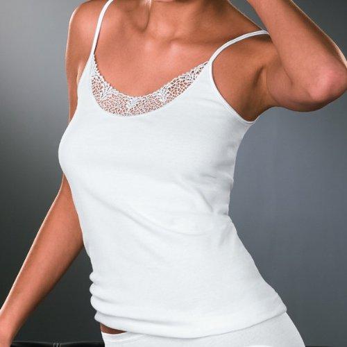 Naturana Pack de 5 Camiseta suave y elegante para mujeres 802603