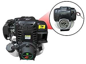 Amazon.com: HuaSheng 38cc with Centrifugal Clutch Engine