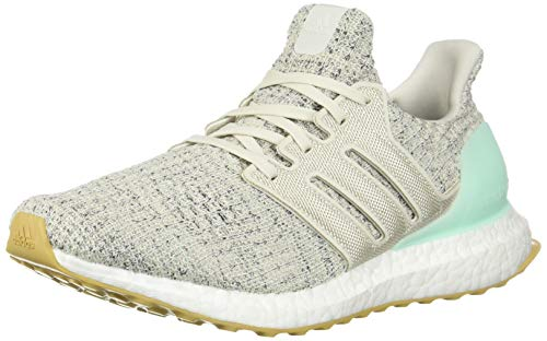 adidas Women's Ultraboost, Clear Mint/raw White/Carbon 8 M US