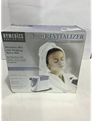 Homedics fac a facial sauna and inhaler salvadorian