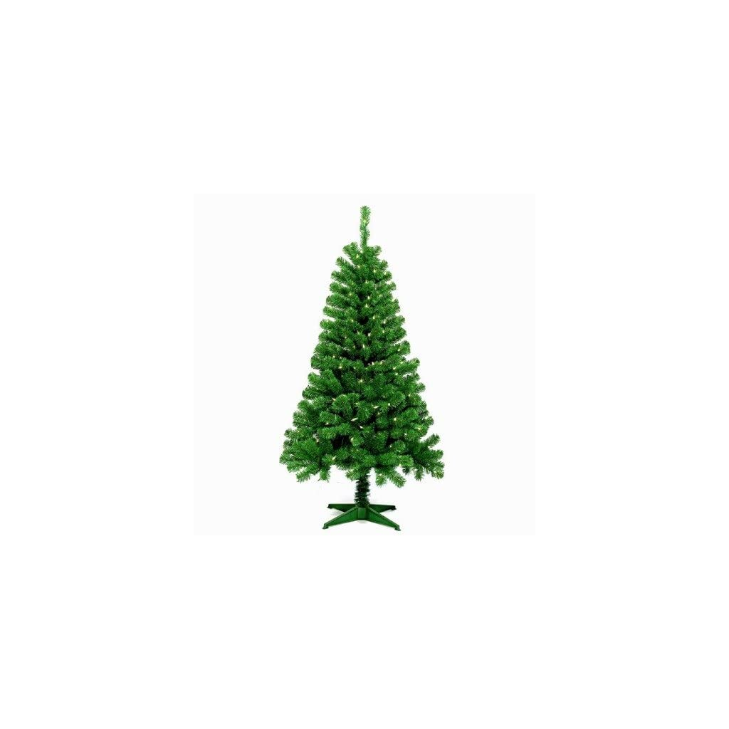 Jeco-Inc-5-Feet-Wood-Trail-Pine-Artificial-Christmas-Tree