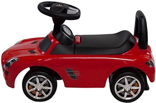 Sun bébé Mercedes Ride On, Rouge HESS SunBabyJ05.005.1.2