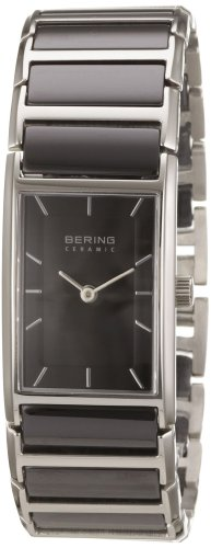 BERING Time Damen-Armbanduhr Slim Ceramic 30121-742