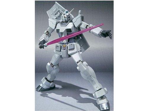 Robot Damashii G3 Gundam Metallic Coating Version Exclusive