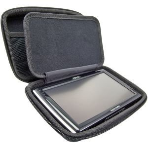 Arkon GPS Hard Shell Case for 5 inch - Gps Cases For 7 Inch Garmin