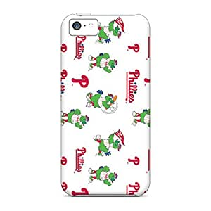 Mialisabblake Design High Quality Philadelphia Phillies Cover Case With Excellent Style For Iphone 5c
