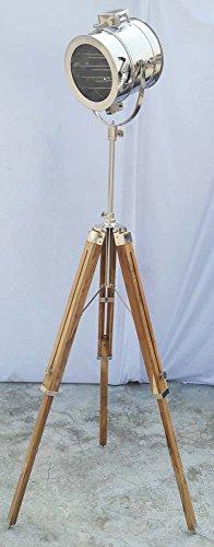 - Shiv Shakti Enterprises Nautical Photography Studio Floor Searchlight With 3 Fold Floor Lamp