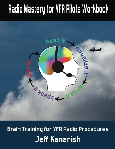 Radio Mastery for VFR Pilots Workbook: Brain Training for VFR Radio Procedures