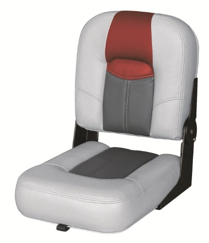 Wise 8WD1454-841 Blast-Off Tour Series 14-Inch Center Buddy Seat,  (Grey/Charcoal/Red)