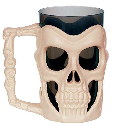Seasons Bone Skull Mug -