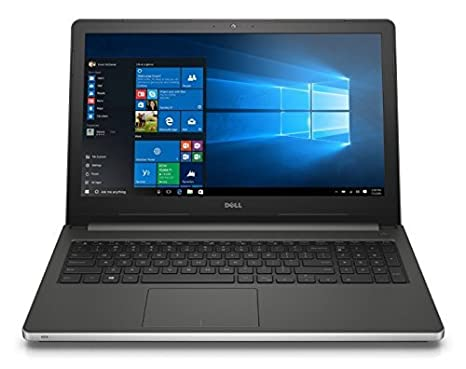 Dell Inspiron 15 5000 Series 15 6 Inch Laptop (Intel Core i5 5200U, 8 GB  RAM, 1 TB HDD, Silver) with MaxxAudio