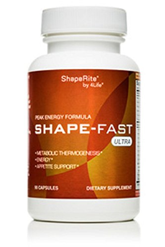 4life Shape Fast Ultra Fast Shape Ultra features Weight Management Formula 90 Capsules