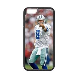 Dallas Cowboys iPhone 6 Plus 5.5 Inch Cell Phone Case Black 218y3-155722