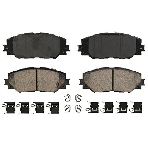 2007 toyota rav4 brake pads - 8
