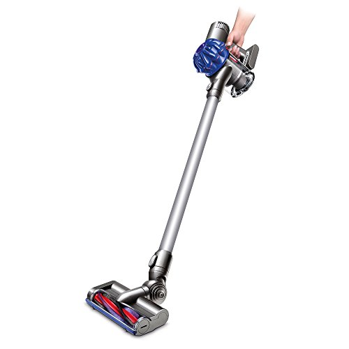 Dyson V6 Slim Vacuum Cleaner, Blue (Certified Refurbished) by Dyson