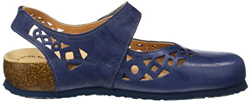 Think Julia, Mules para Mujer Azul (jeans/kombi 84)